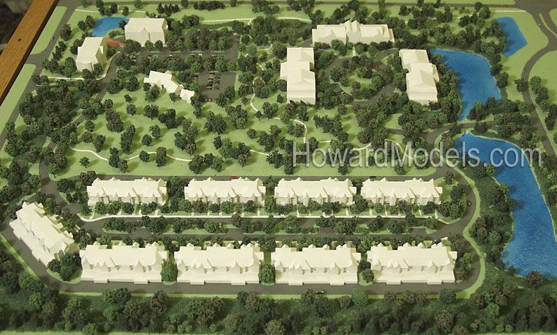 Condo Site Topography Model
