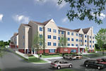 Residence Inn Digital Rendering