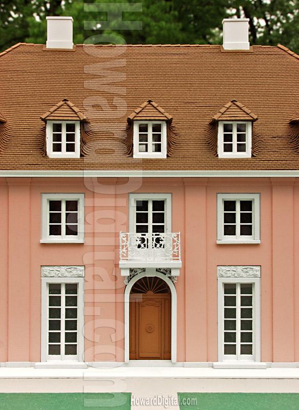 urbig haus mies van der rohe berlin urbig haus howard architectural models. Black Bedroom Furniture Sets. Home Design Ideas