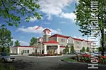 EconoLodge Digital Rendering