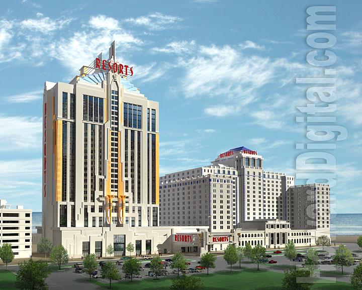 Resorts hotel casino atlantic city nj