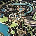 Botanical gardens model