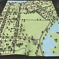 topo map model