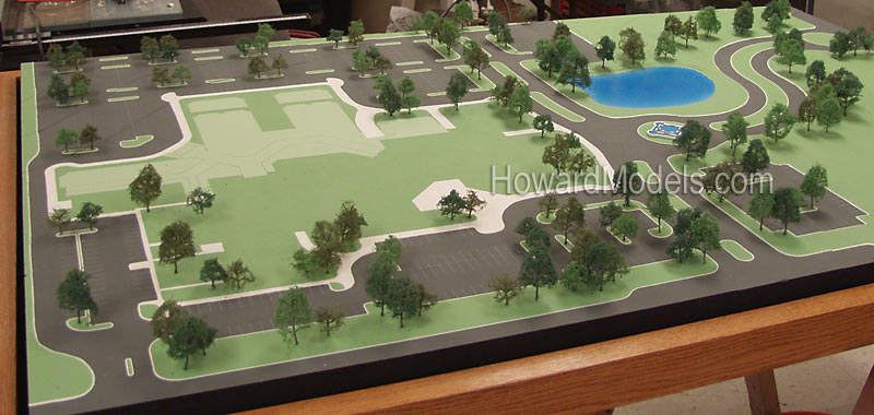 Rendered Site Plan Howard Models Topo – Rendered Site Plan