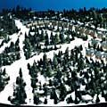 Ski Resort model