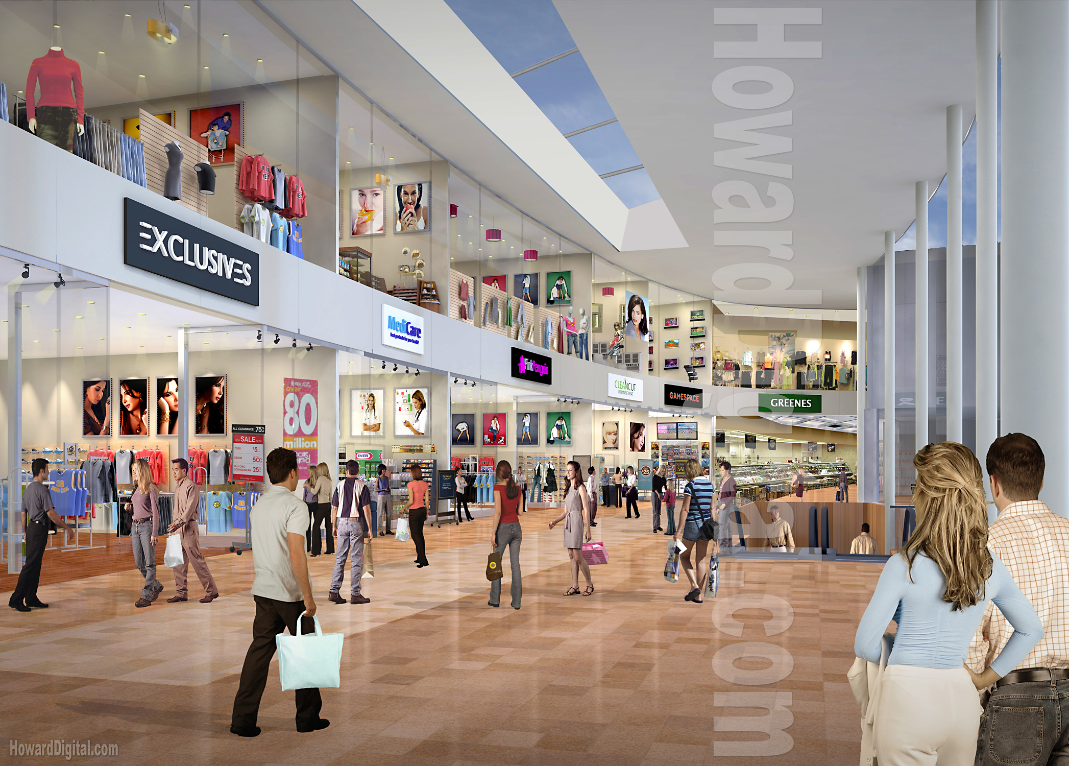 Opinions On Shopping Mall