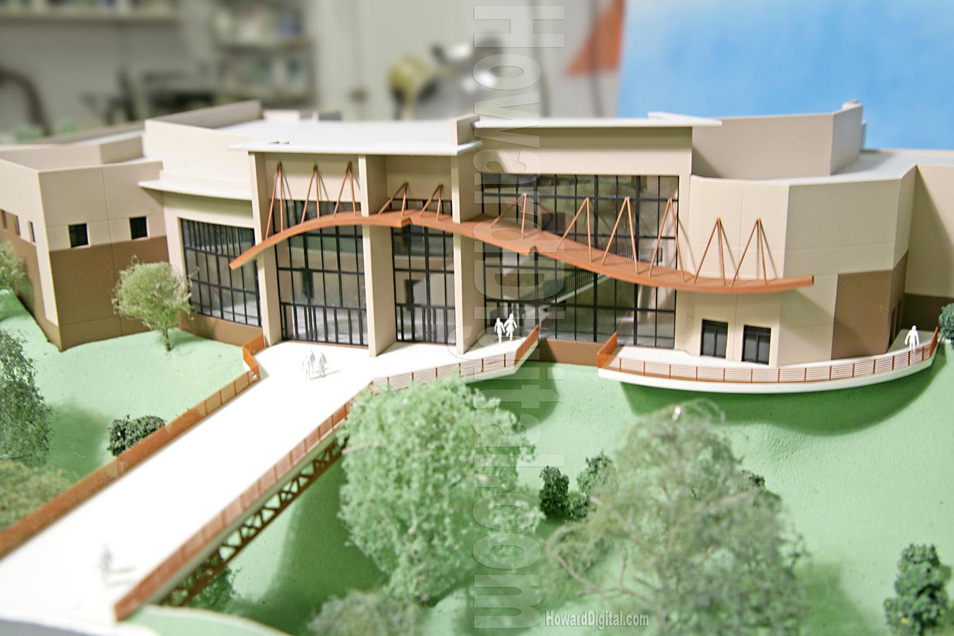 Architectural Models Architectural Models Crossroads Church