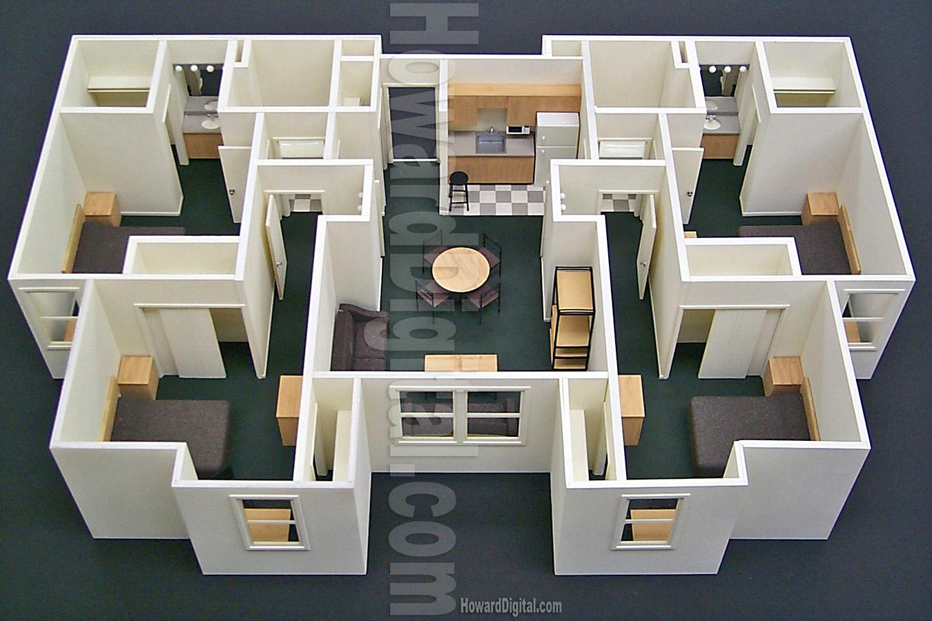 ... Interior Model ...