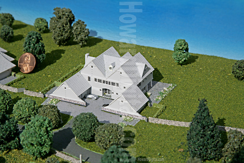 Connecticut home for sale architectural model howard for Architecture models for sale