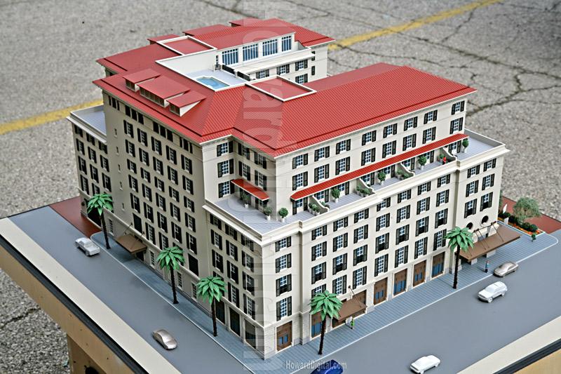 architectural model building charleston real estate