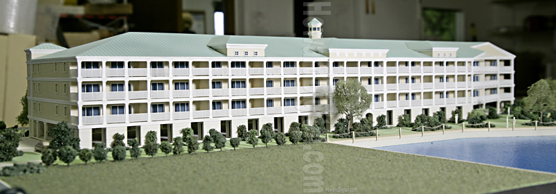 Condominium For Sale Architectural Model Howard