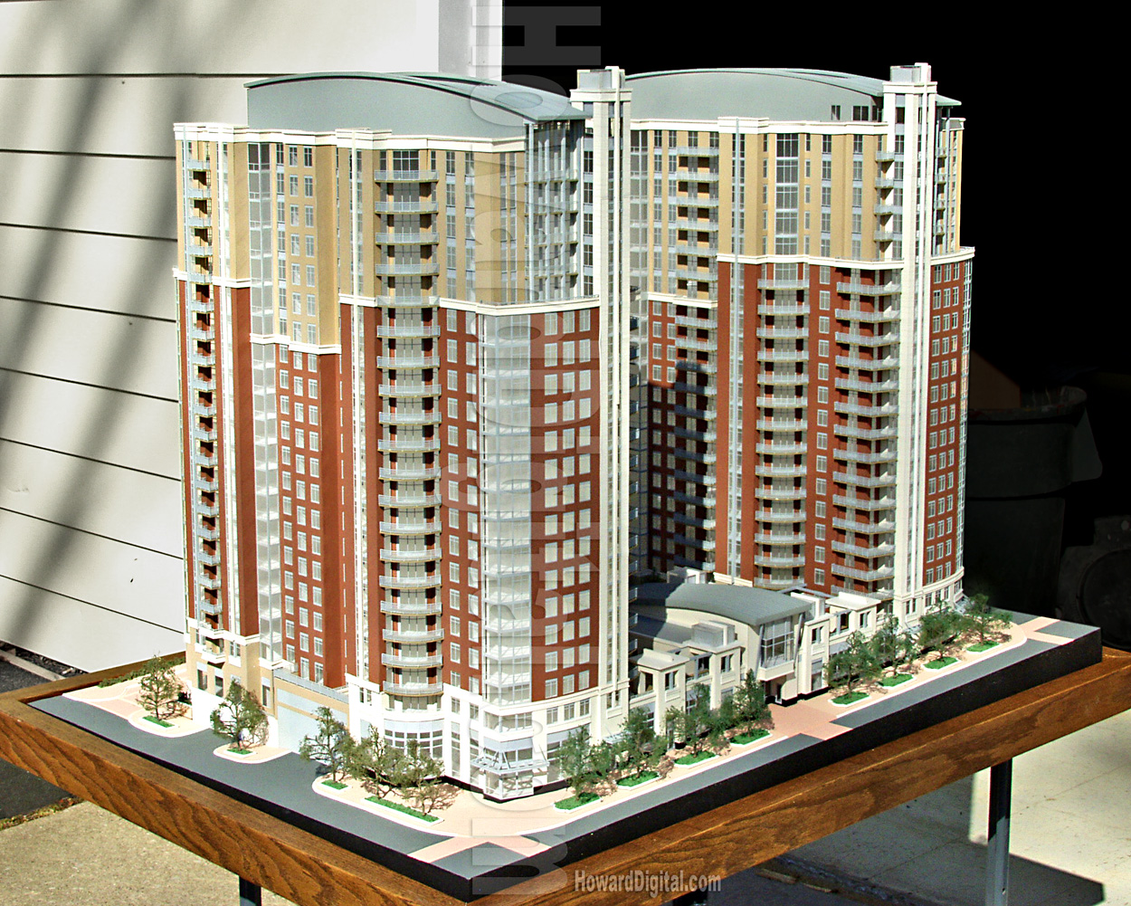 architectural scale model reston va real estate