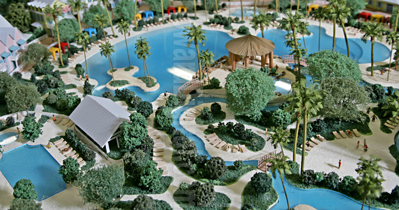 NC Home for Sale Architectural Model - Howard Architectural