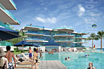 Resort Architectural Rendering