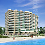 Resort Architectural Rendering Color