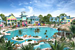 San Rio Resort Architectural Rendering