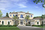 Boca-Raton House Renderings