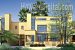 India Manufacturing House Renderings