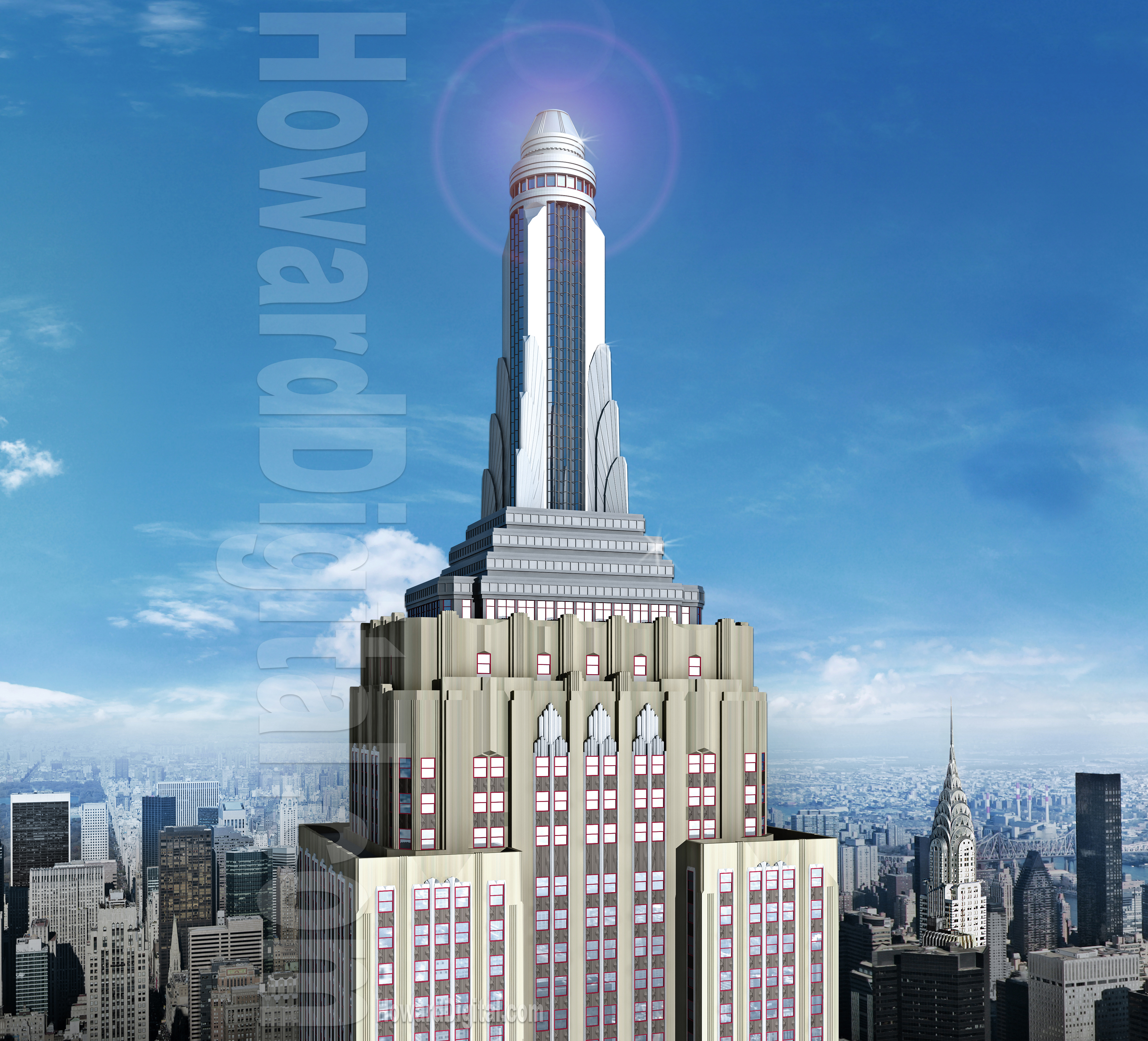 Empire state building picture photography nyc howard for Building photography