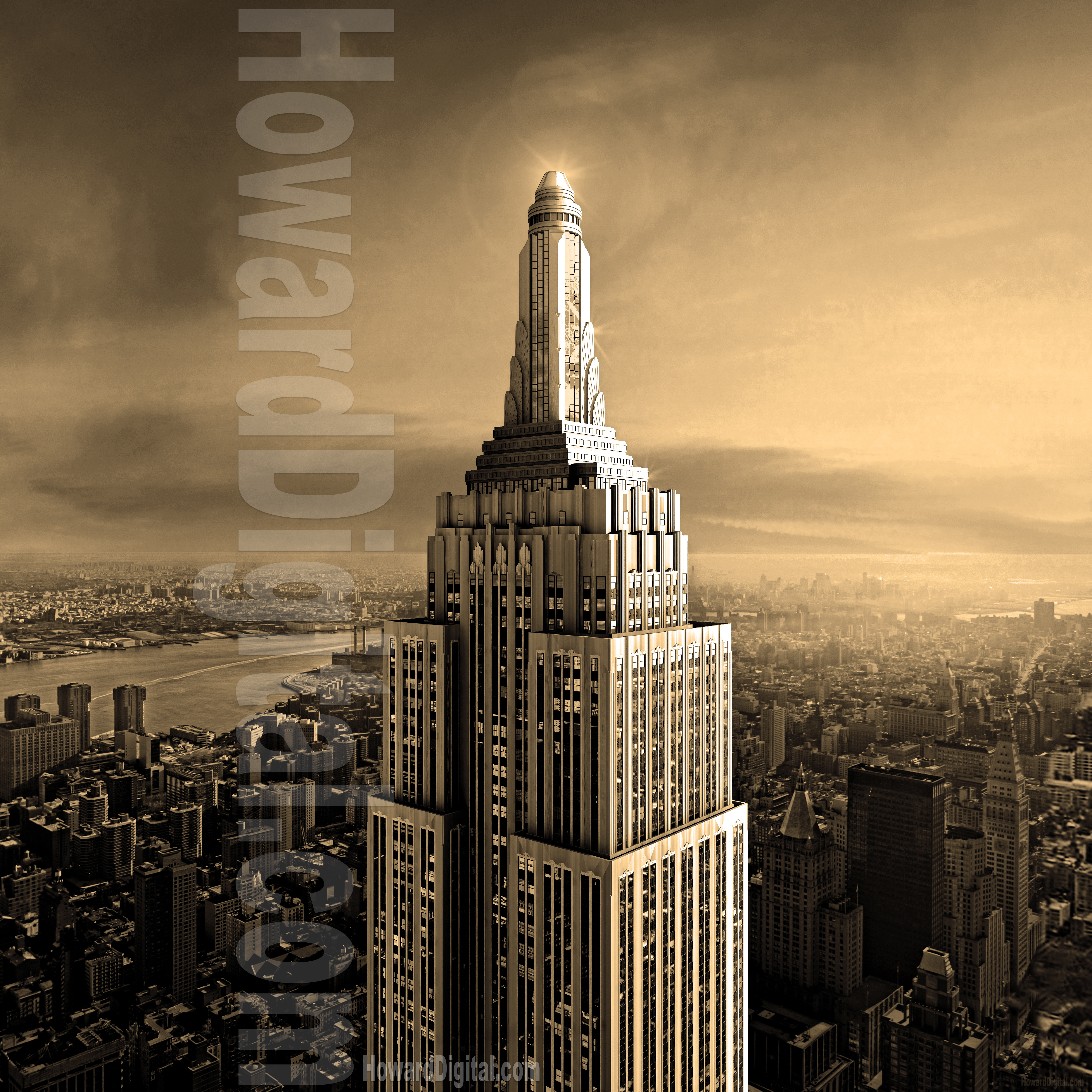 Empire state building old photo photography nyc for Building photography