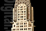 Lego Chrysler Building