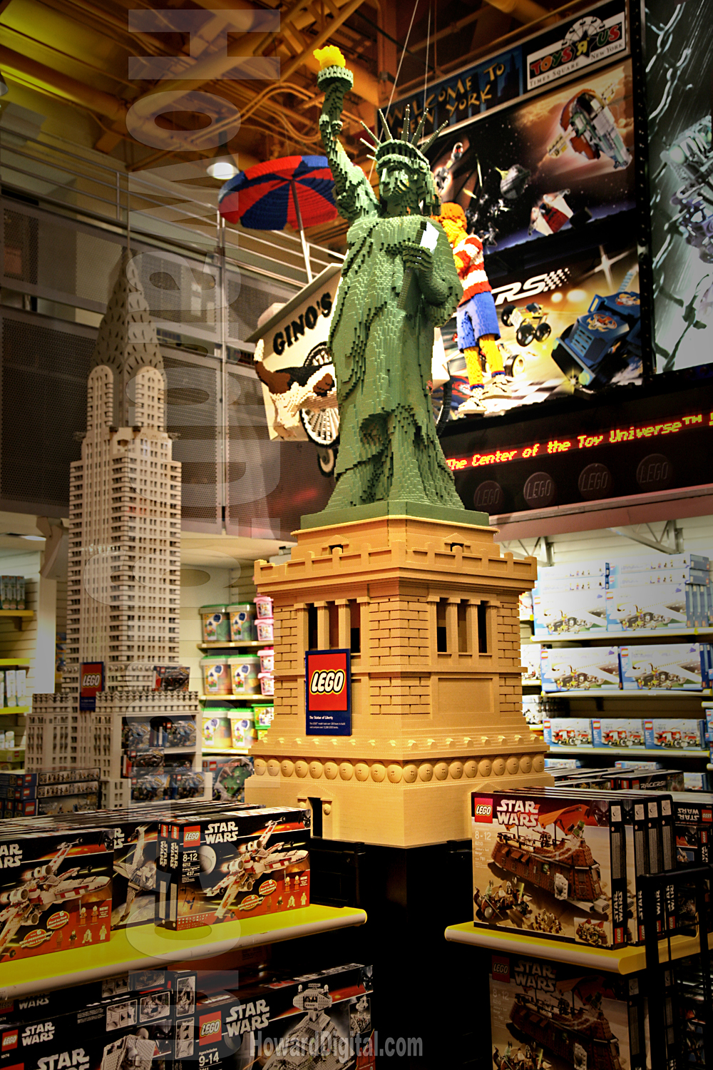 Legos Store Photography