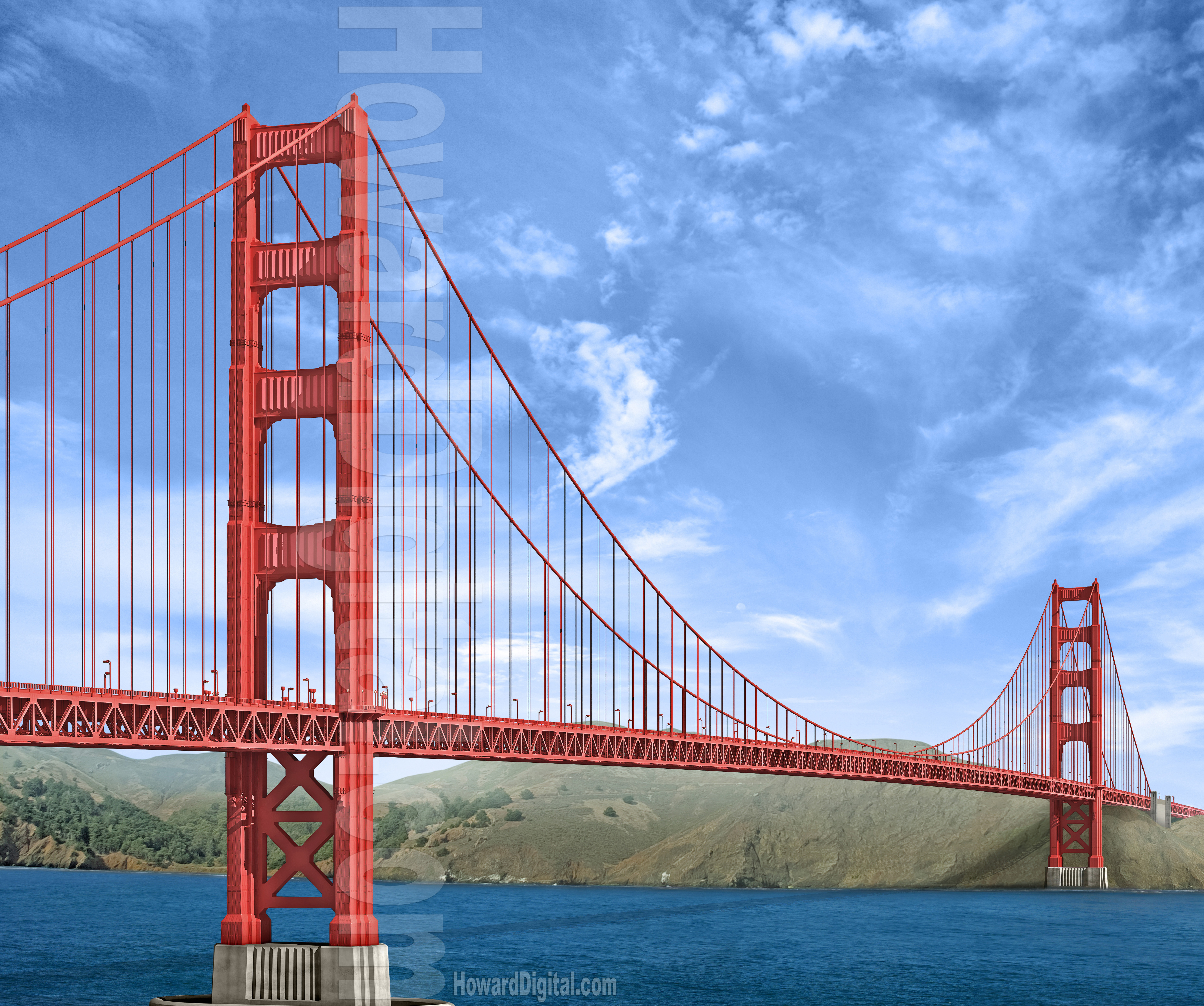 Build your own famous structures like the brooklyn bridge tower