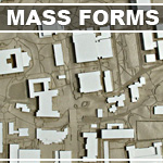 Mass Form Models