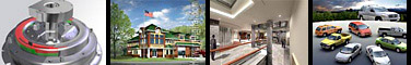 Renderings Architecture