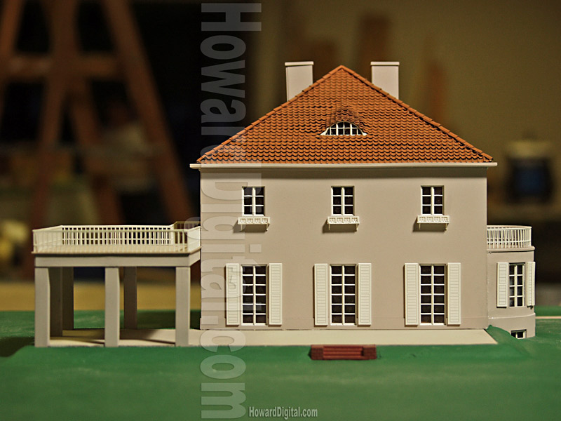 Eichstaedt   Mies Van Der Rohe, Howard Architectural Models, Architectural  Model