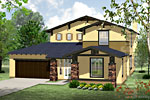 Centex Homes Home Rendering