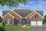 Classic Homes Home Rendering