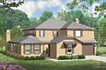 Lennar Communities Homes House Illustration