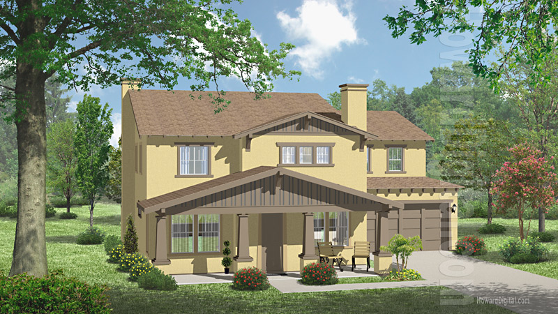 Fremont California Houses Fremont ca House Illustrations