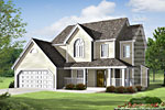 Stratland House Home Rendering