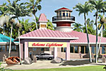 Bahamas architectural illustration