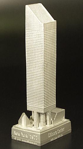 Citigroup Center Replica Citicorp Center Souvenir Building