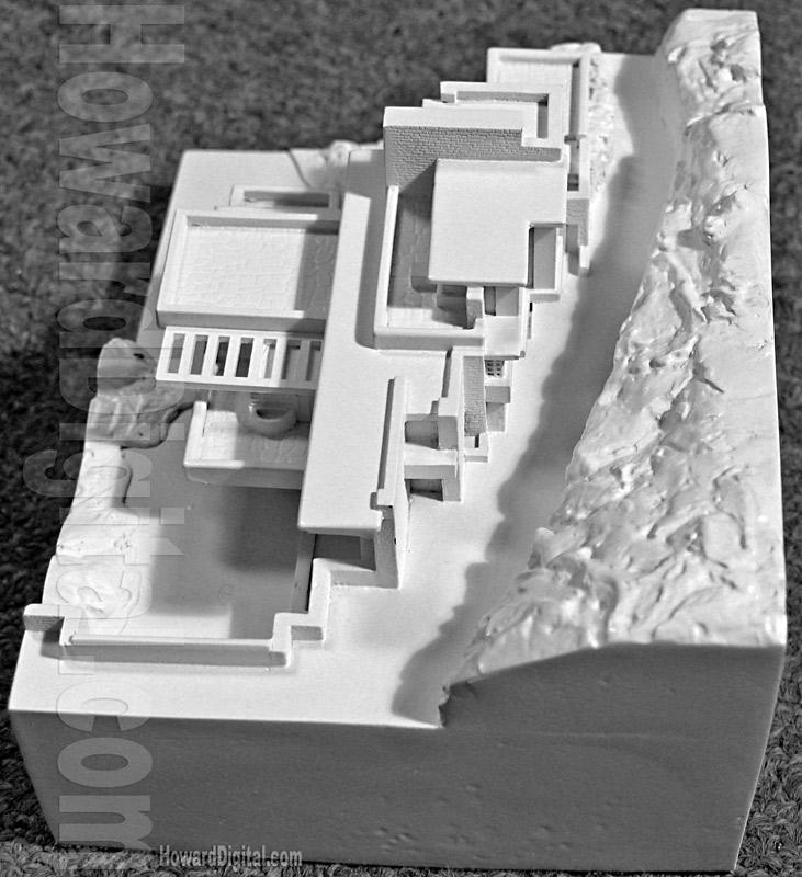 Genieße den reduzierten Preis Neue Produkte eine große Auswahl an Modellen The Frank Lloyd Wright Architecture Architectural Model ...